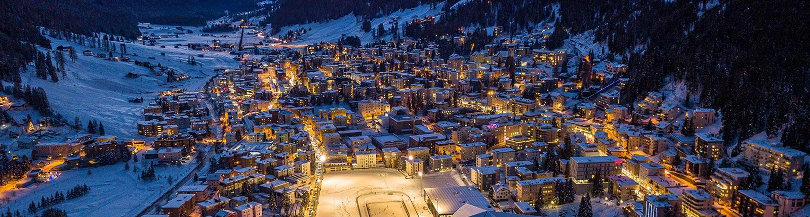 Five Decades of Davos